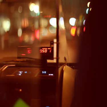 "Blog: ""Do or don't: take a taxi in a foreign city?"""