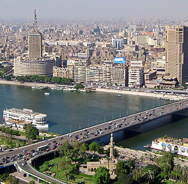 New office in Cairo